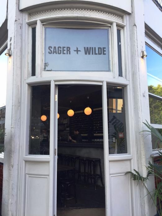 Sager + Wilde Entrance