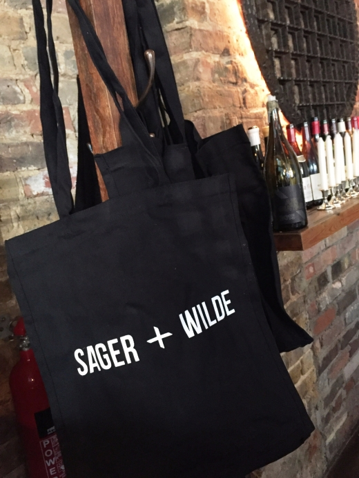 Sager + Wilde Tote Bags